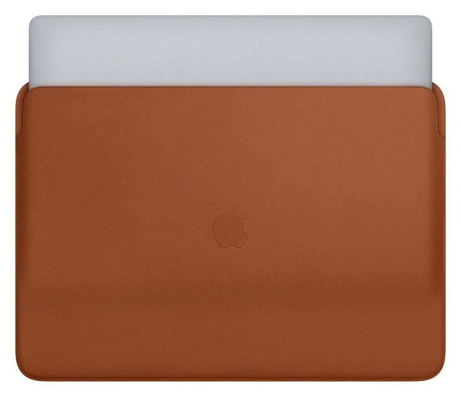 Official 16-inch MacBook Pro Leather Sleeve