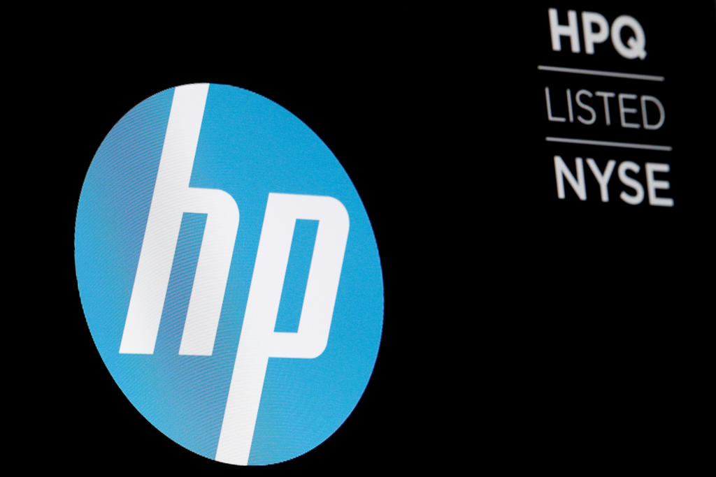 HP in NYSE