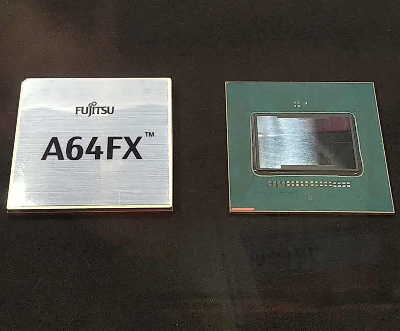 Fujitsu A64FX