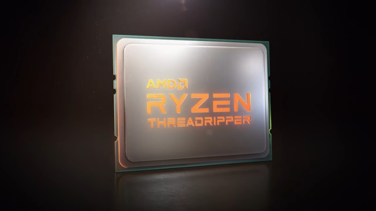 AMD 64 Core Ryzen Threadripper 3990X CPU