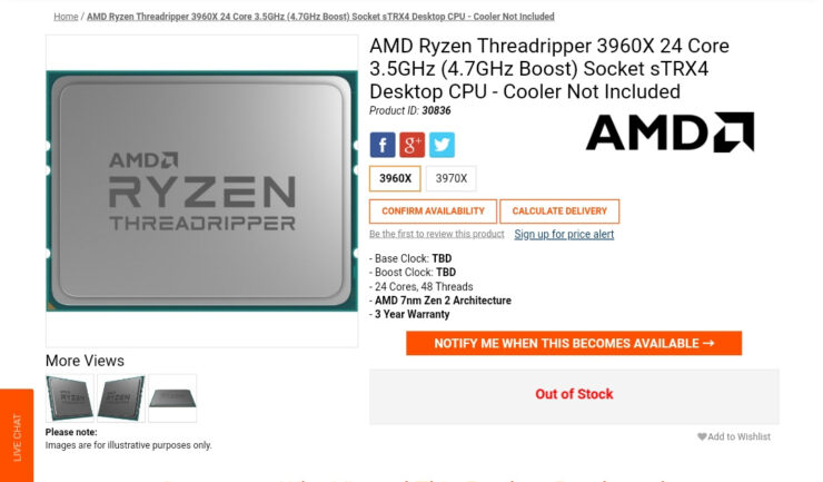 amd-ryzen-threadripper-3960x-online-listing