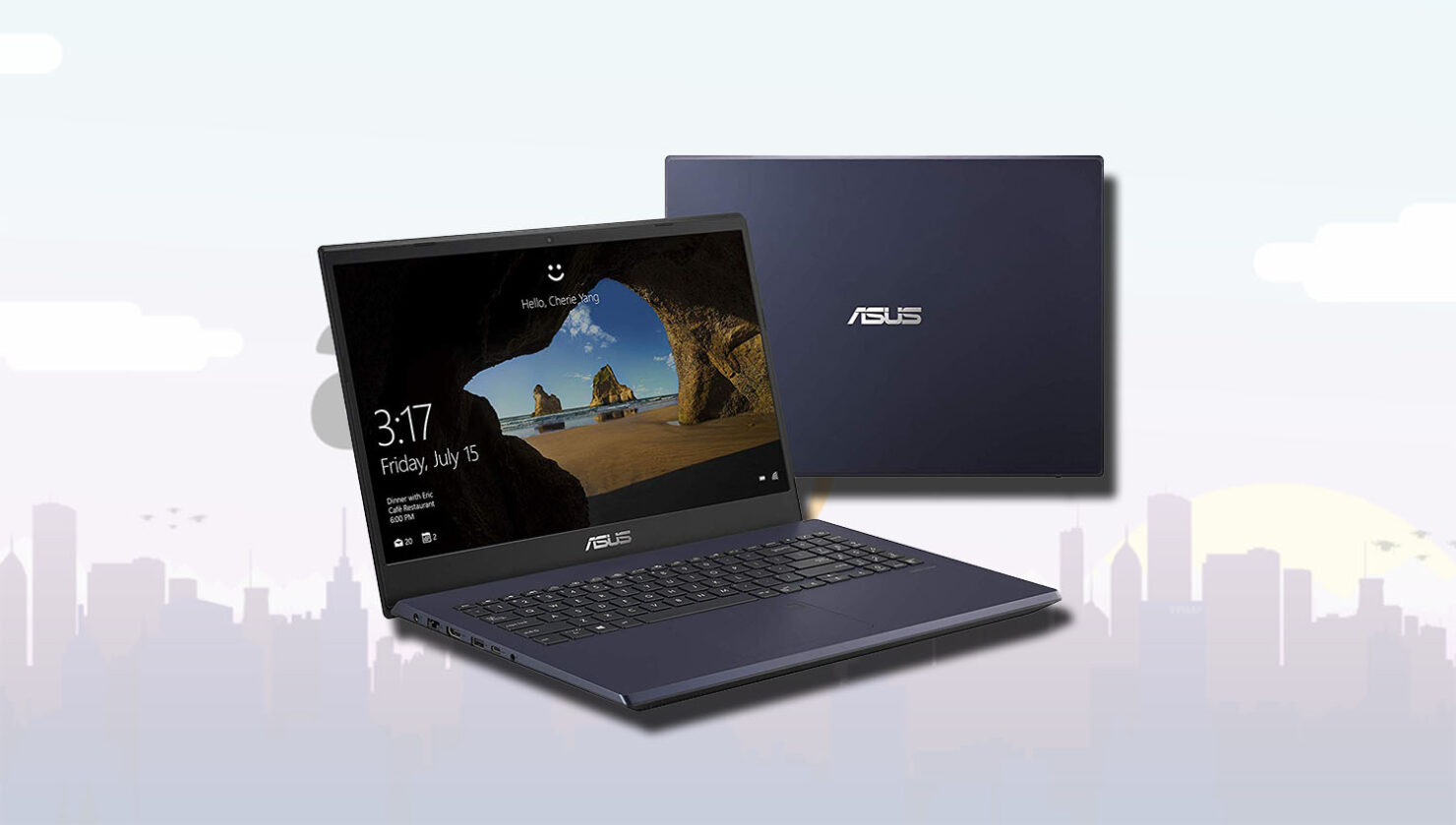 ASUS Vivobook K571 $899 black Friday