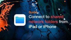 Access Shared Windows Folders on iPhone & iPad Using SMB