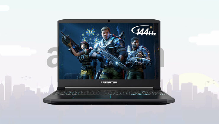 Acer's Price-to-Performance Predator Helios 300 Is Down to Its Lowest Price on Black Friday