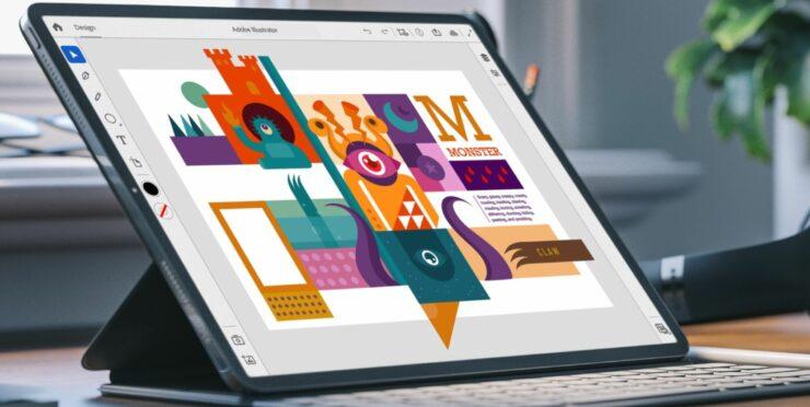 Adobe Illustrator for iPad