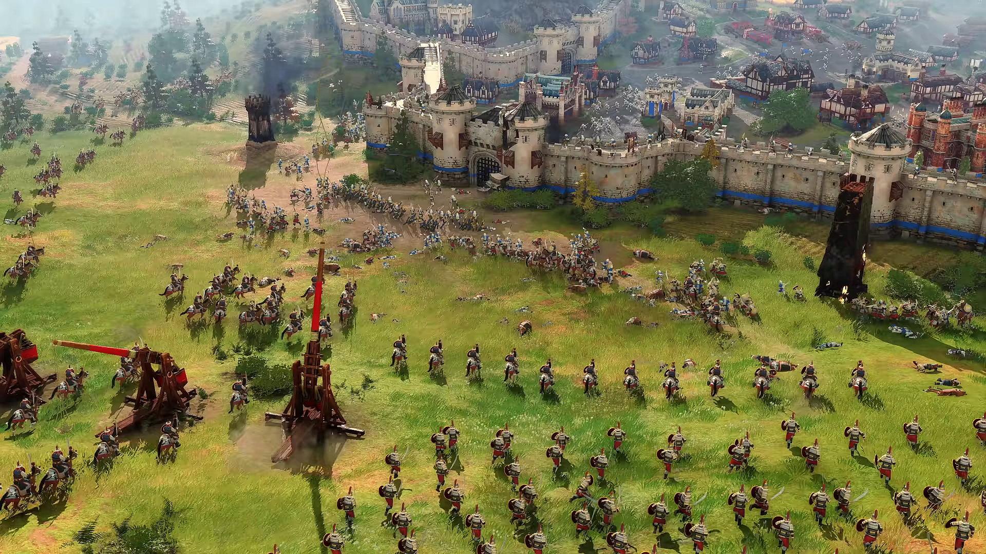 Age Of Empires 4 Systemanforderungen