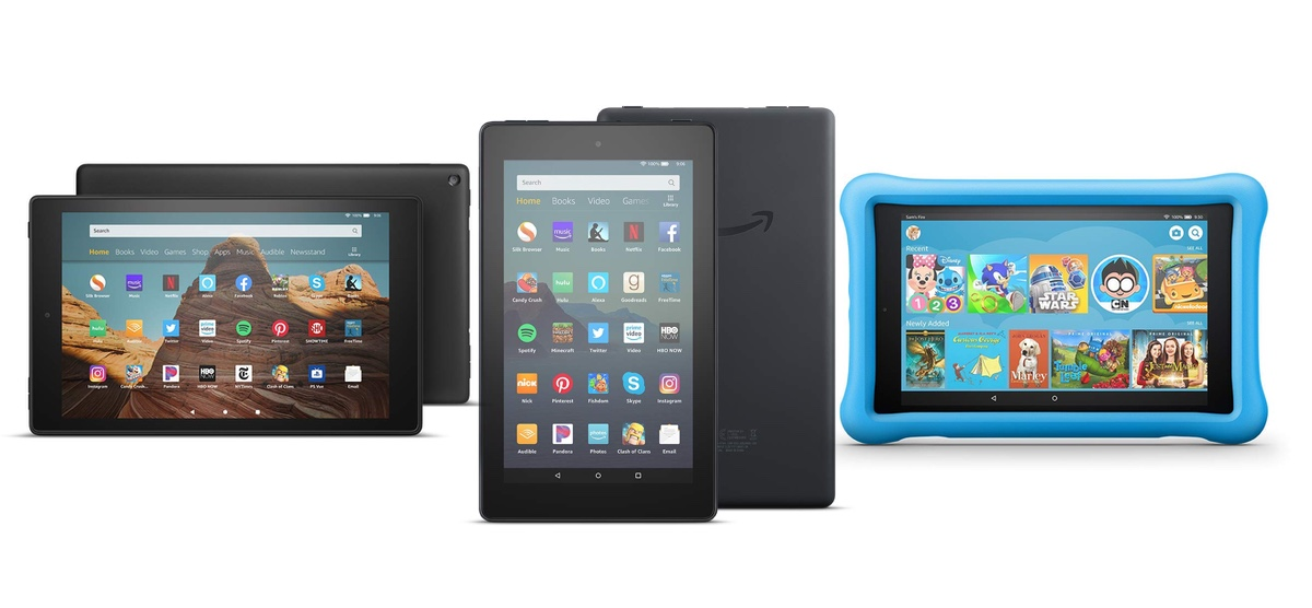 Black Friday 2019 deals on Fire Tablets