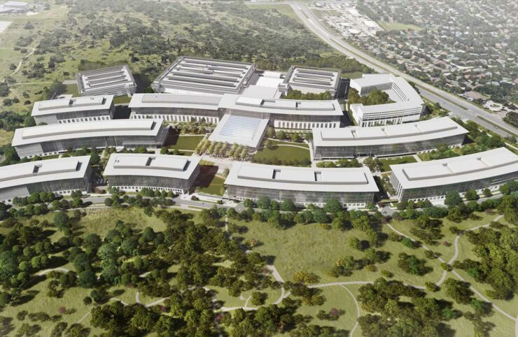 Apple Has Started Work on Its New $1 Billion Campus in Austin, Texas