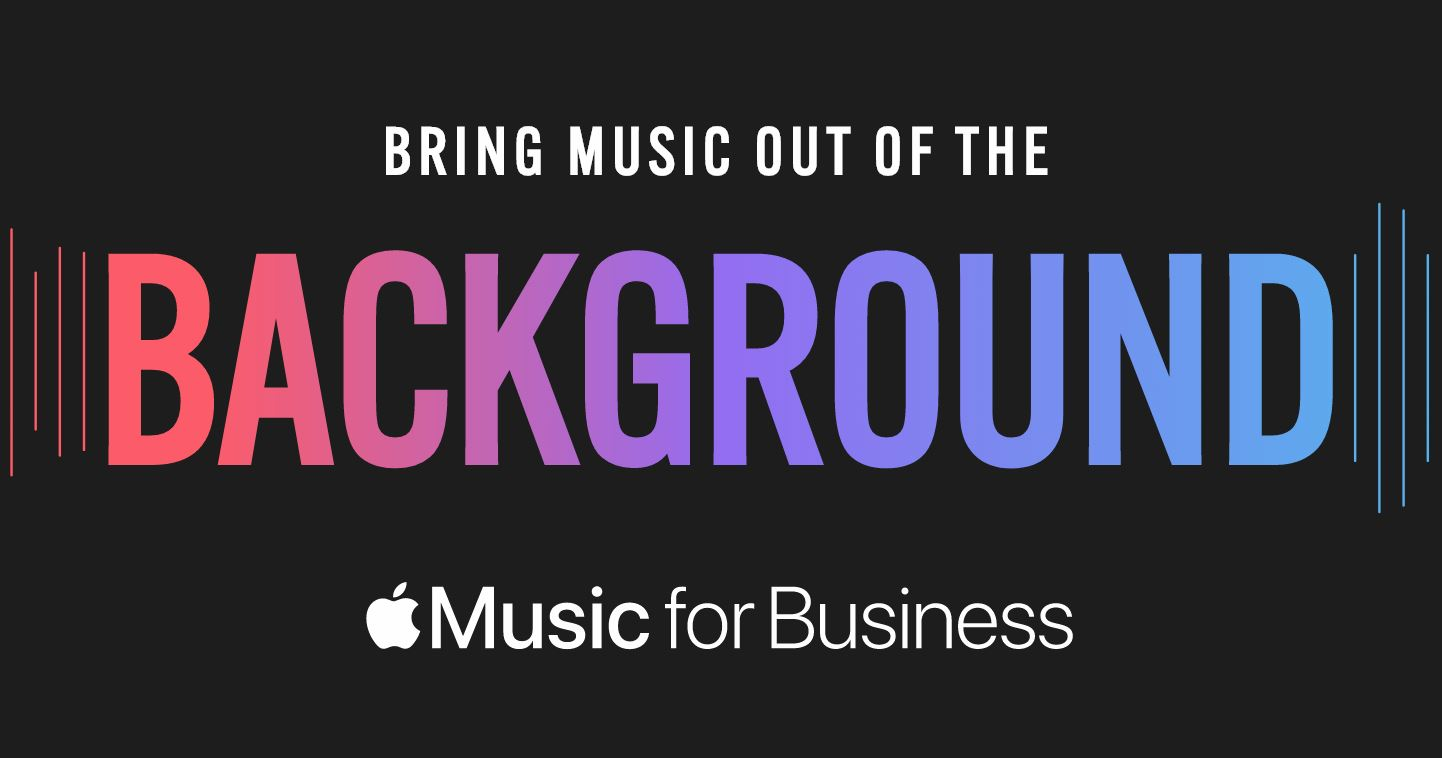 Apple Music Business streaming