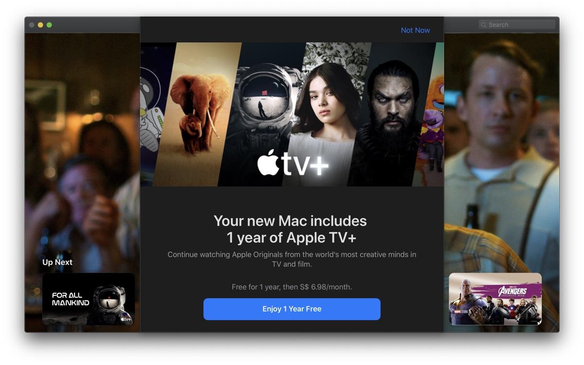 Apple TV+ free subscription 2