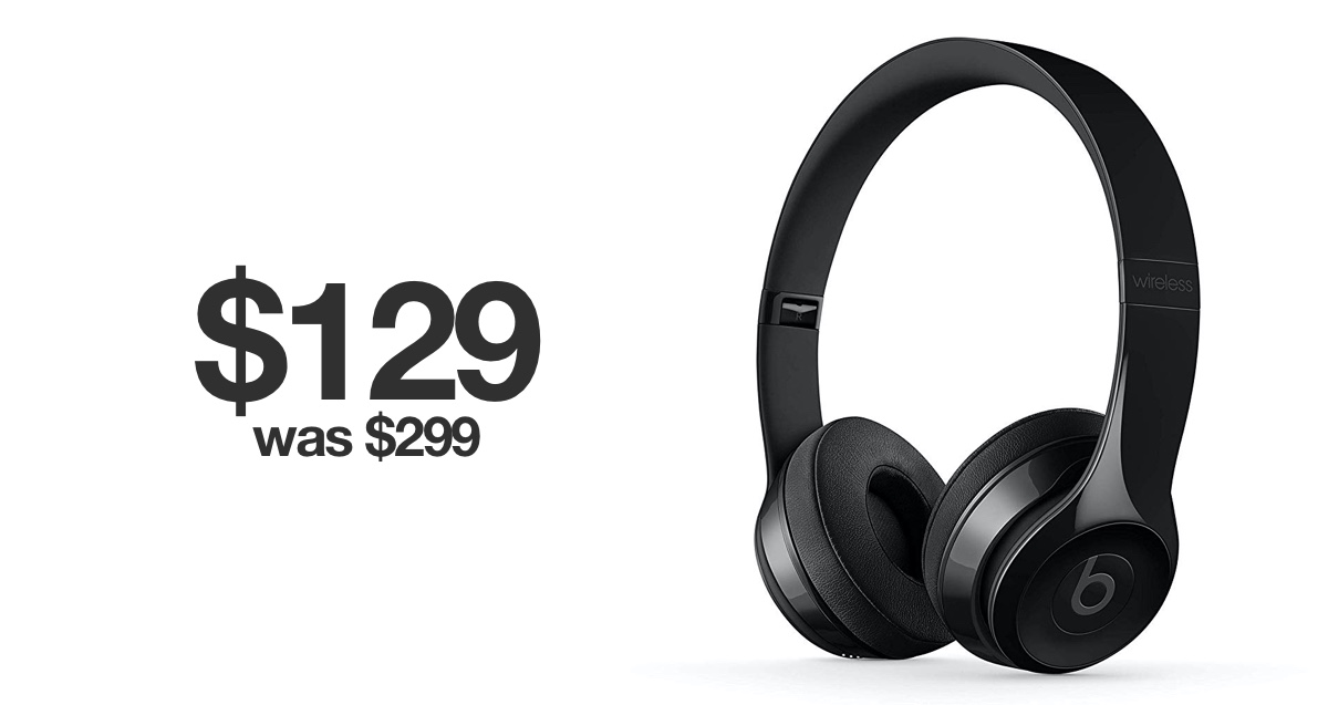 Beats Solo3 on sale for $129