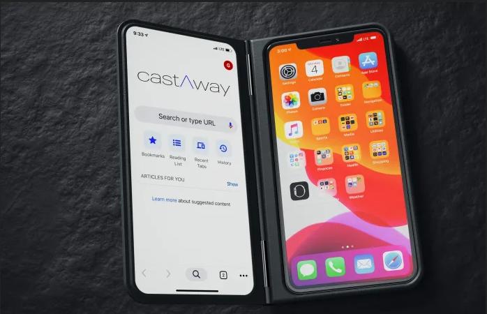 castaway-dual-screen