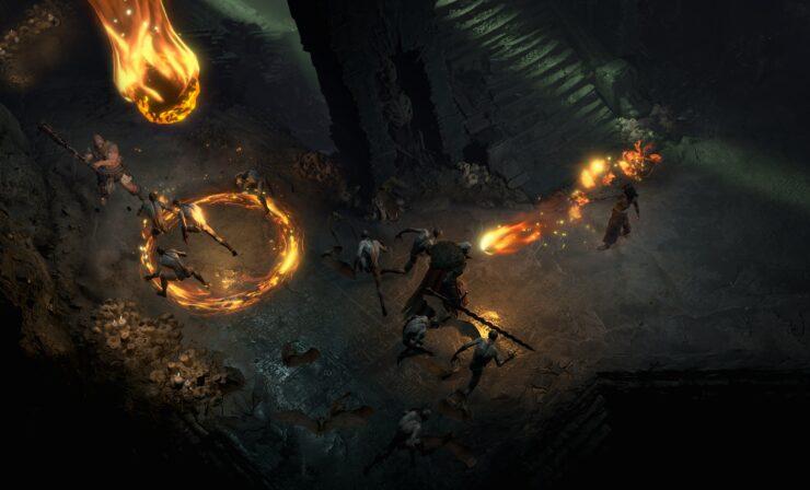 Diablo IV elective mode