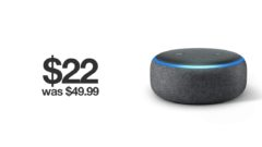Echo Dot hits low price of $22 for Black Friday 2019