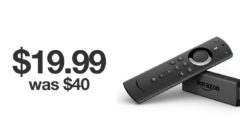 Fire TV Stick discounted to $19.99