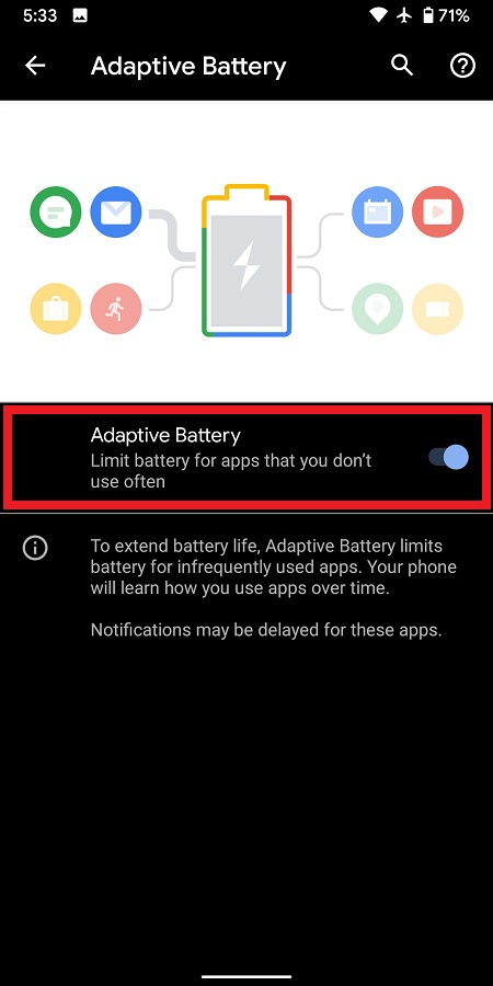Fix Pixel 4 Battery Life Issues
