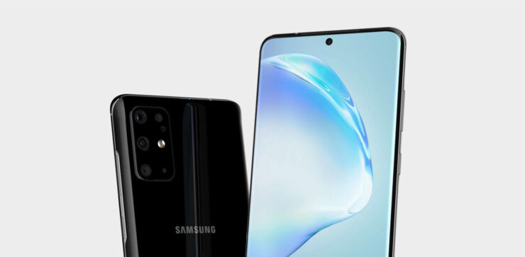 Galaxy S11 Design, Penta-Lens Camera, More Revealed in Render Gallery