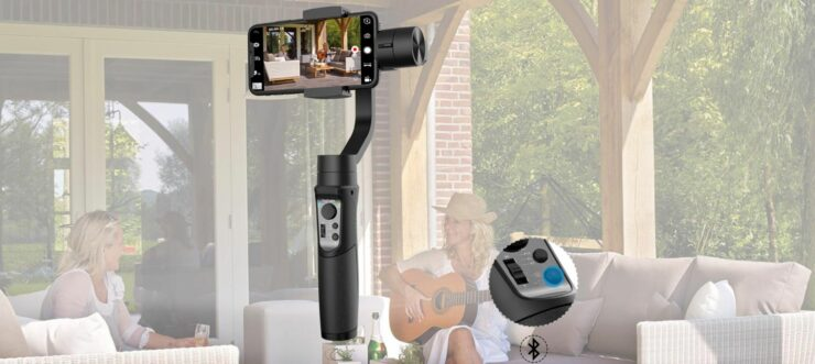 Hohem Gimbal for Mobile