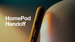 Here's how you can use handoff on HomePod feature