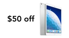 Grab a $50 discount on the latest-generation iPad AIr 3 tablet