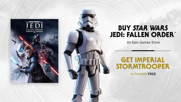 Stormtrooper Star Wars Fortnite