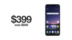 LG G8 ThinQ available at huge discount