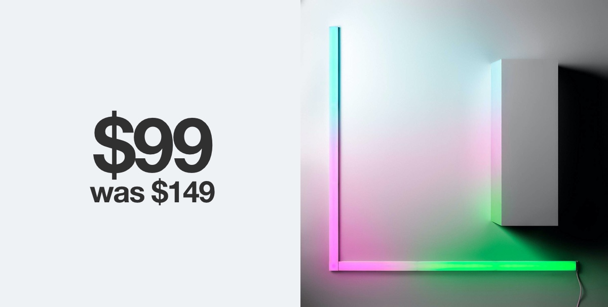 LIFX Beam on sale for Black Friday 2019