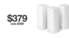 Linksys Velop discounted for Black Friday week