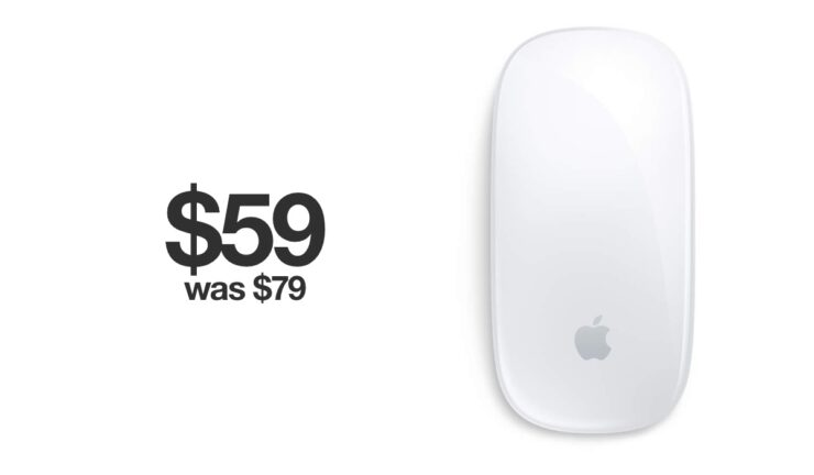 Magic Mouse 2 $20 off for Black Friday 2019