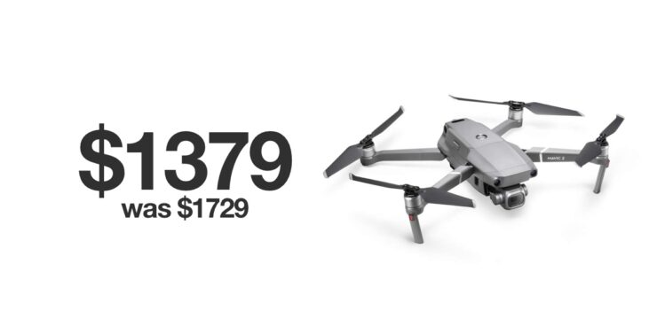 Mavic 2 Pro discounted to $1379 for Black Friday 2019