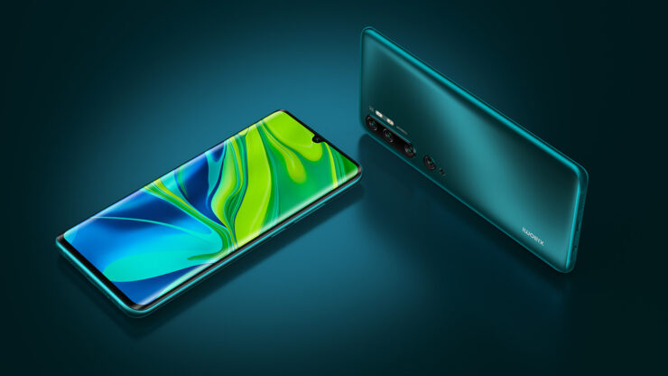 xiaomi mi note 10 black friday 2019