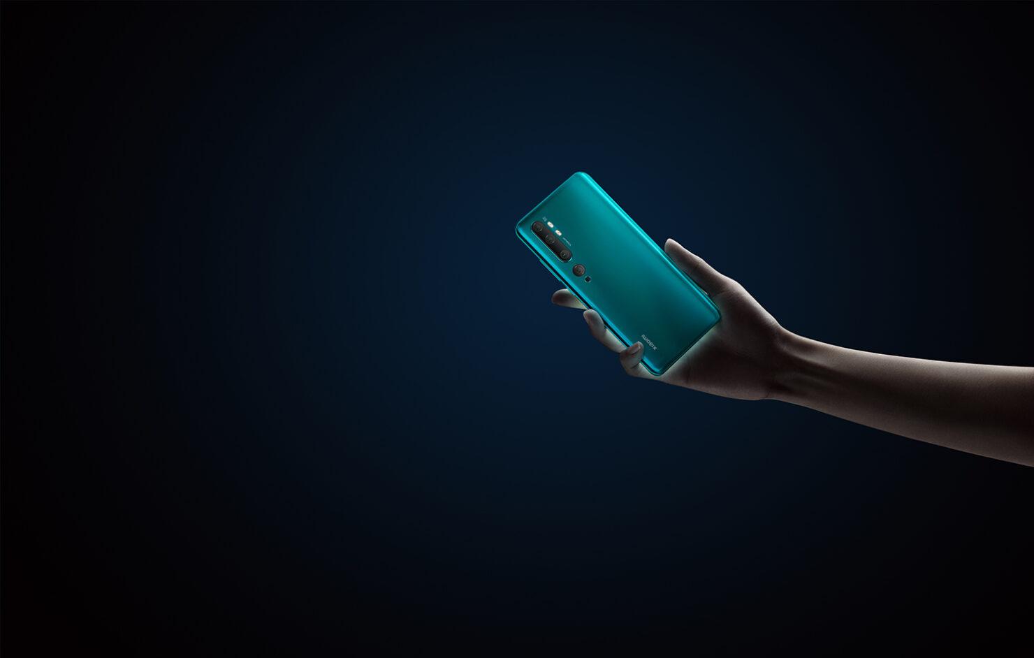 Xiaomi Mi Note 10, Mi Note 10 Pro are the more expensive versions of the Mi CC9 Pro