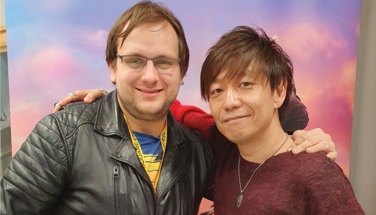 Naoki Yoshida Final Fantasy XVI