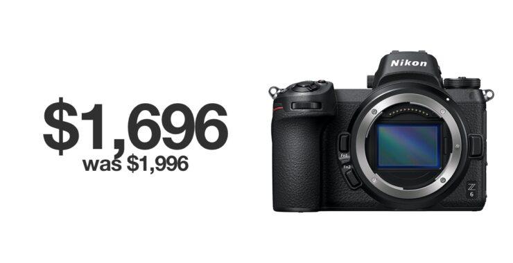 Nikon Z6 deal