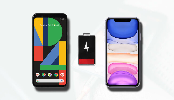 Pixel 4 XL vs iPhone 11 Battery Test; Google's Flagship Impresses but Is It Enough?
