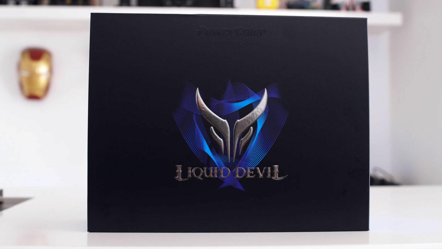 PowerColor و رونمایی از Radeon RX 5700 XT Liquid Devil