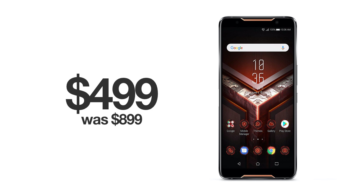 ROG Phone almost 50% off for Black Friday 2019