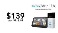 Ring and Echo Show 5 combo on sale for Singles' Day