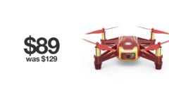 Tello drone discounted for Thanksgiving