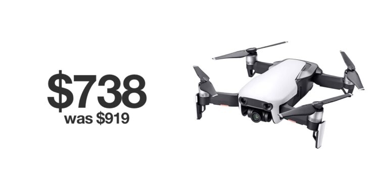 Mavic Air deals for Singles' Day