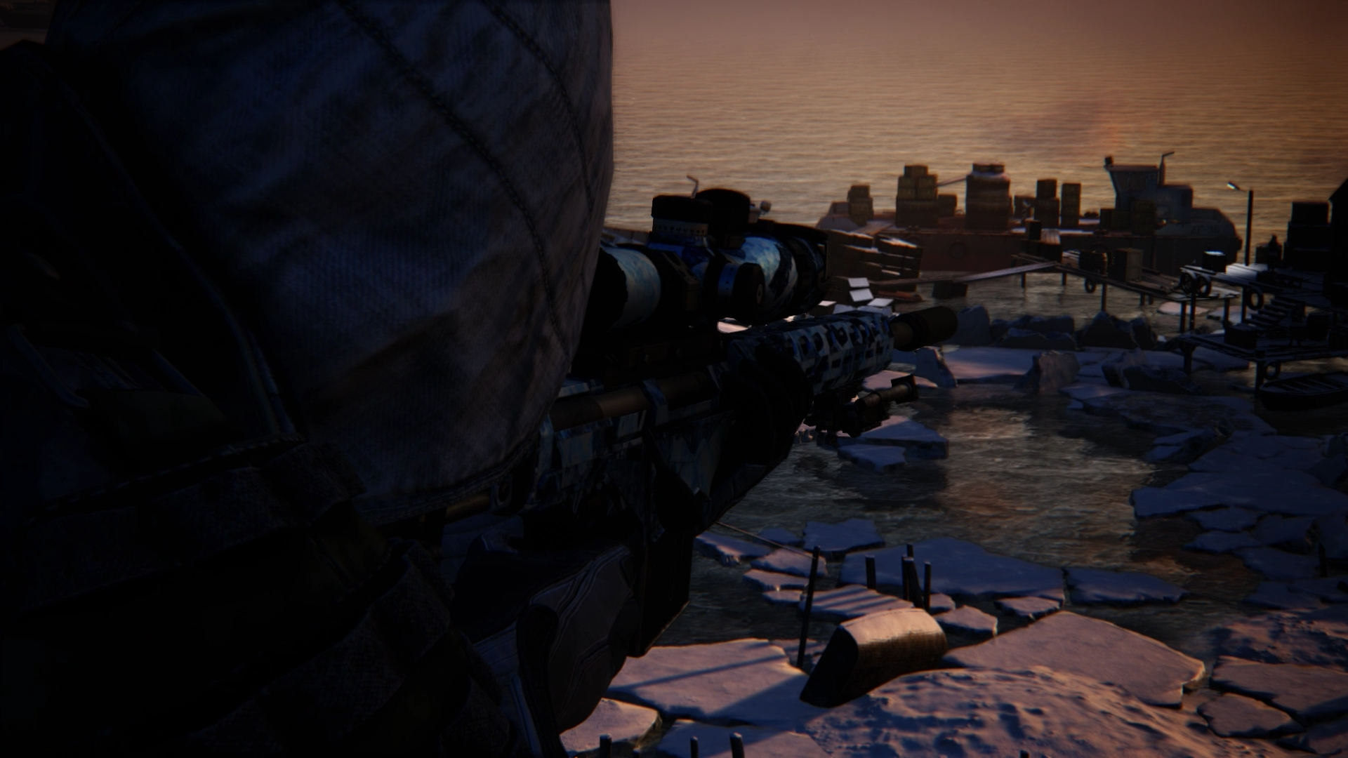 Sniper Ghost Warrior Contracts Preview Hitman Goes Sniper