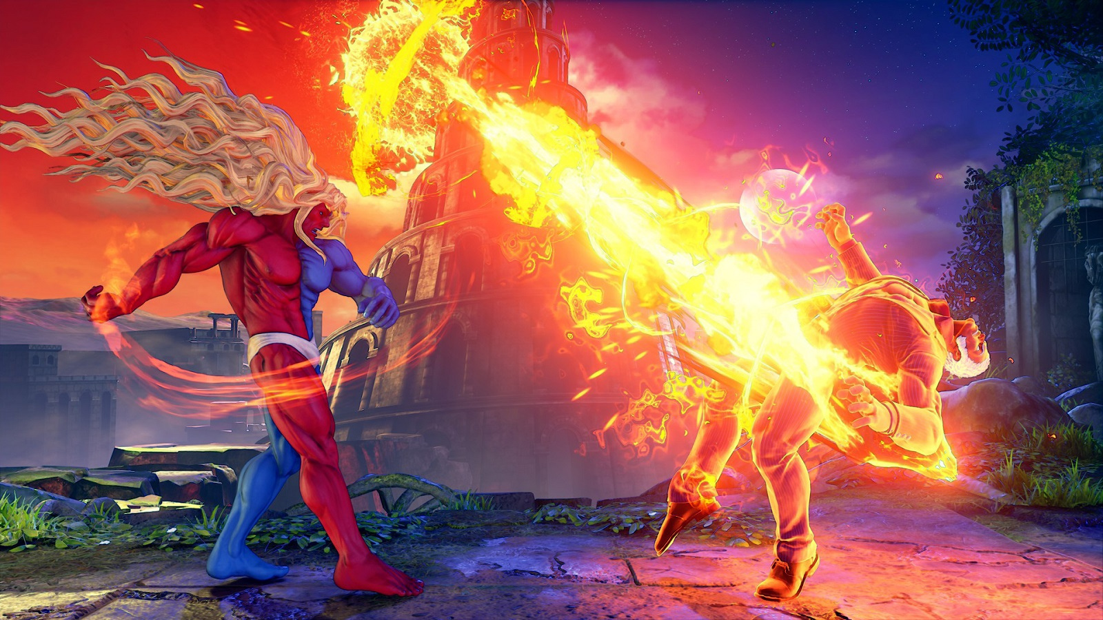 Street Fighter V Champion Edition Announced Gill Confirmed As New