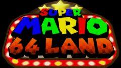 super-mario-64-land