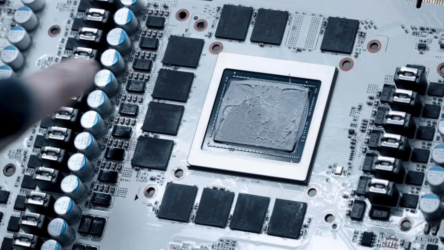 Teclab NVIDIA GeForce RTX 2080 Ti SUPER With 16 Gbps Memory Dies_4