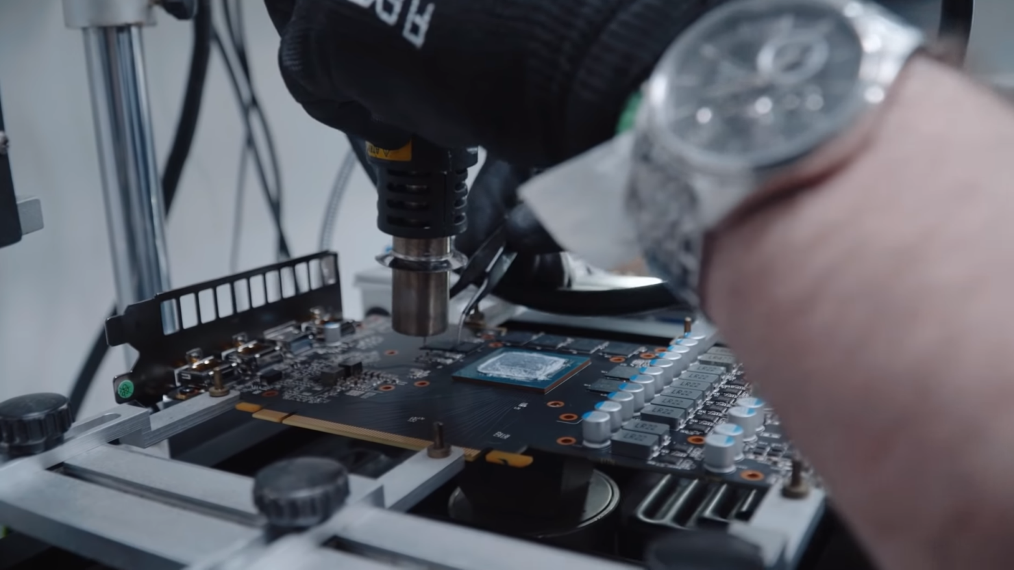 Teclab NVIDIA GeForce RTX 2080 Ti SUPER With 16 Gbps Memory Dies_5