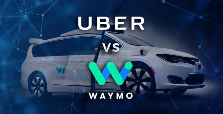Uber Waymo