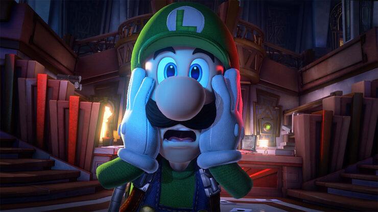 Luigi's Mansion 3 Update 1.2.0