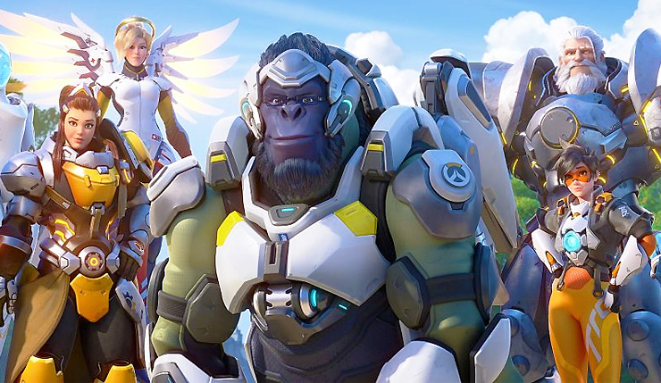 """Overwatch Director Jeff Kaplan Quits Blizzard, Overwatch 2 Proceeding """"At a Good Pace"""""""