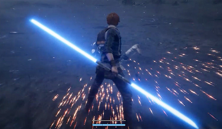 Star Wars Jedi Fallen Order New Mod Allows Full Lightsaber