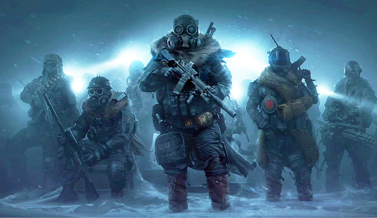 Image of article 'Wasteland 3 Has Been Delayed Again Due to COVID-19'